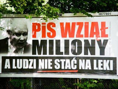 """PiS odpowiada na kampanię opozycji. """"Straszna agresja to twarz Platformy"""""""
