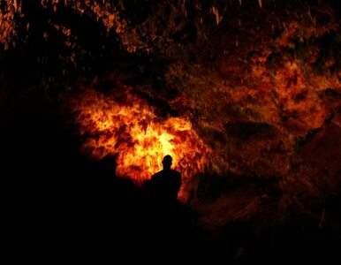 Austria: 27 turystów uwięzionych w jaskini