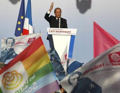 Francja: Bayrou poparł Hollande`a