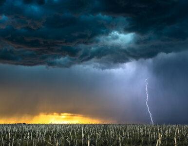 Groźne burze nad połową Polski. IMGW ostrzega