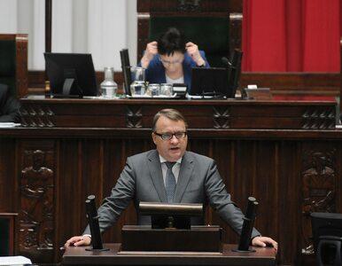 Biernacki: PO jest na zakręcie. Niesiołowski odpowiada: Może sam jest na...