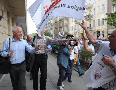 Niesiołowski: nie dotknąłem prowokatorki Stankiewicz. Ona kłamie
