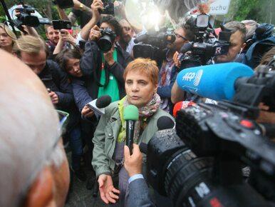 Janina Ochojska dostała zgodę na wejście do... Centrum Medialnego Sejmu