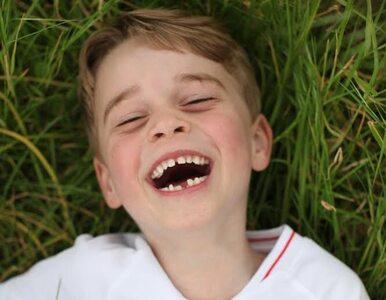 Książę George obchodzi 6. urodziny. Księżna Kate pokazała nowe zdjęcia syna