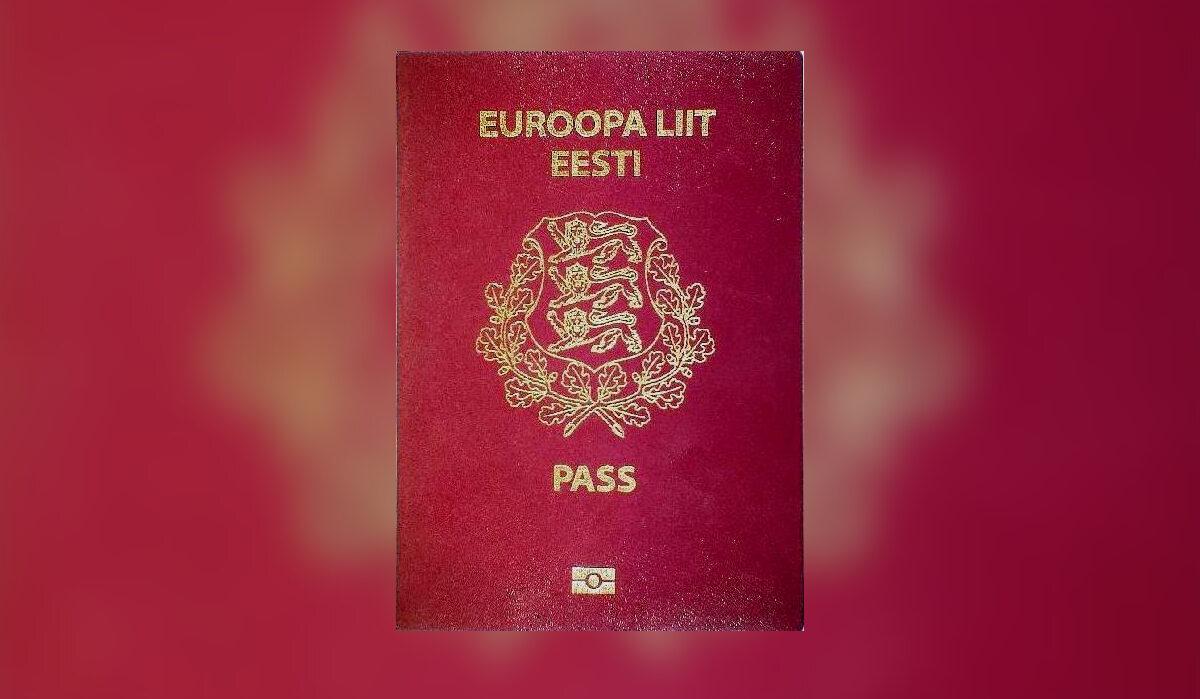 8. Estoński paszport