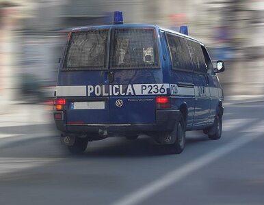Tragiczny wypadek w Luboniu, zginął motocyklista