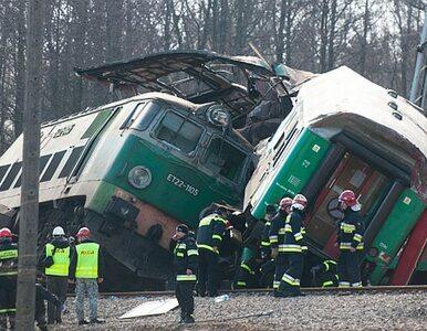 Nadal nie wiadomo, czy maszyniści przeżyli katastrofę
