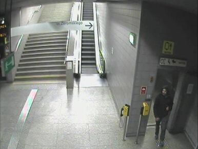 Ukradł z metra sprzęt do ratowania życia. Policja publikuje zdjęcia...