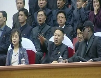Rodman będzie trenował reprezentację Korei Północnej