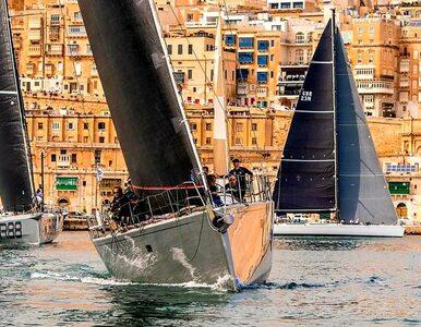 Sukces polskich żeglarzy w prestiżowych regatach Rolex Middle Sea Race 2019
