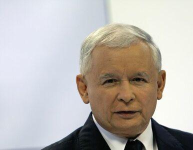 Kaczyński: rywal w PiS? Jak będzie, to będzie