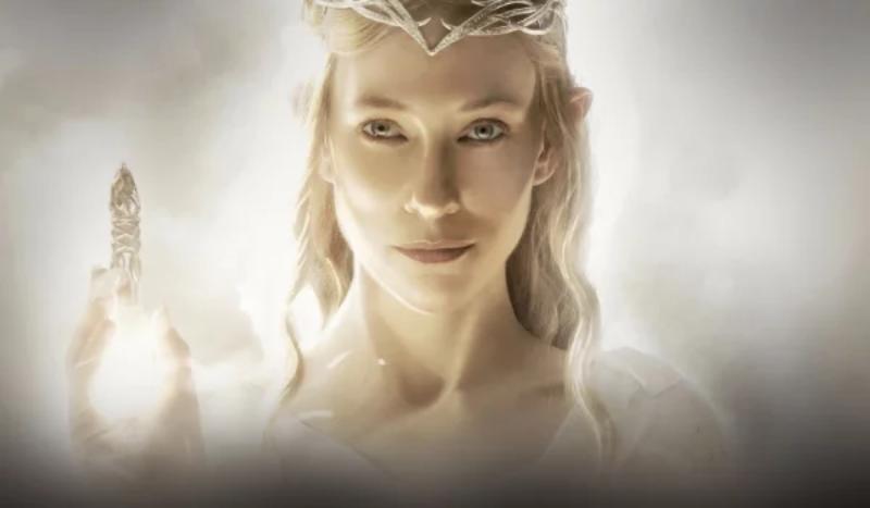 """W rolę Galadrieli w filmie """"Władca pierścieni: Drużyna Pierścienia"""" (2001) wcieliła się:"""