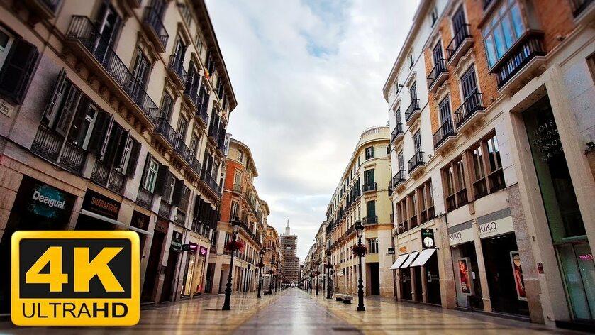 Hiszpańska Malaga