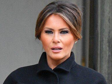 Zaskakujące posunięcie Melanii Trump. Domaga się zwolnienia doradczyni...