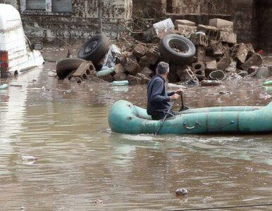 Powódź w stolicy Gruzji. 5 osób nie żyje