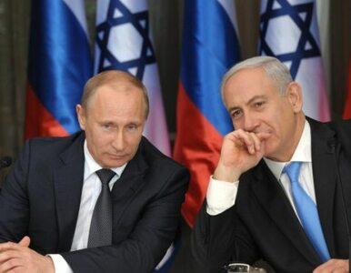 Putin chce eksplorować kosmos razem z Izraelem