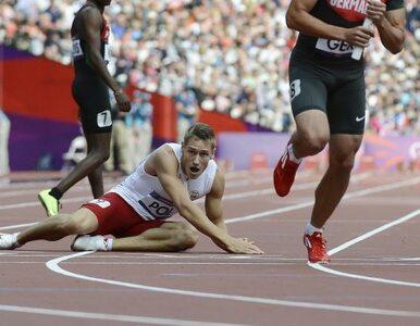 Sztafeta polskich biegaczy w finale jednak nie pobiegnie. Zastąpi ich...