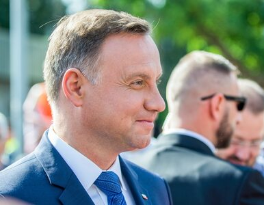 Polacy zadowoleni z prezydenta Dudy. Źle oceniają pracę posłów