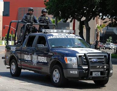 Najbardziej poszukiwany przestępca Meksyku wpadł