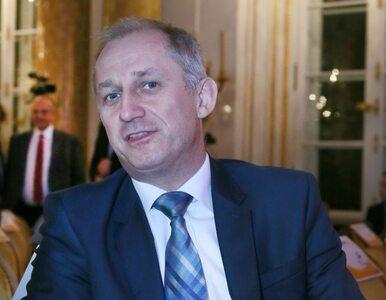 Prokuratura bada, czy wiceminister Neumann wziął 50 tys. zł