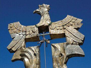 Kontrowersyjny projekt pomnika rzezi wołyńskiej