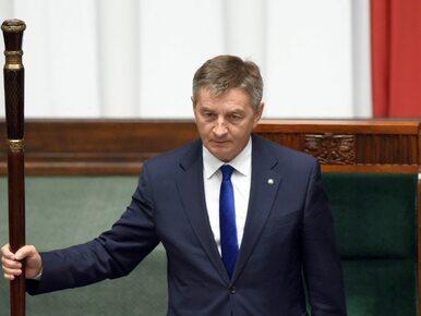 """Pierwszy wywiad marszałka po proteście opozycji. """"Prokuratura powinna..."""