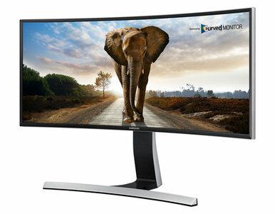 Samsung prezentuje nowe monitory i systemy wizualizacji na targach CES 2015