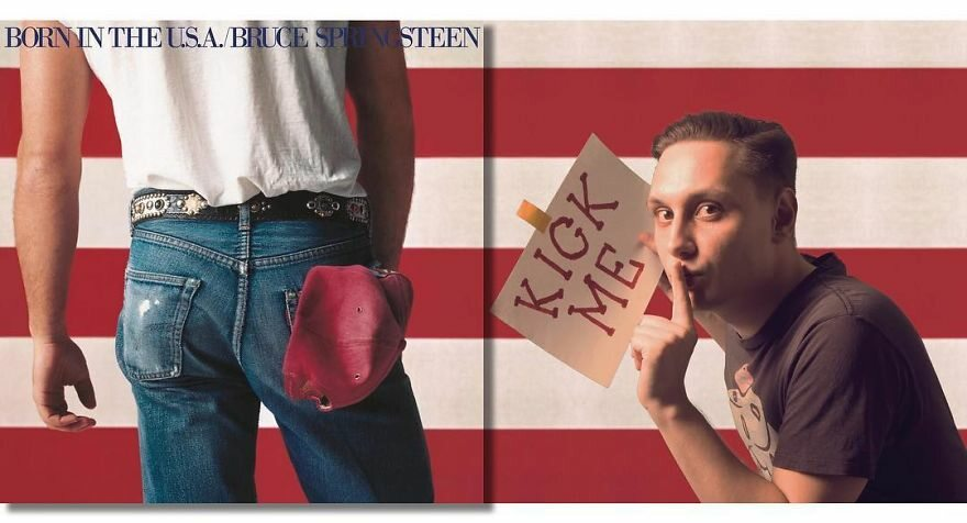 Bruce Springsteen — Born In The Usa (1984)