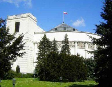 Sejm uczci prezydencję posiedzeniem