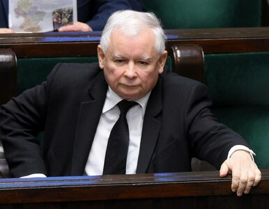 """Kaczyński zapowiada """"głębokie"""" zmiany w rządzie w styczniu. Skomentował..."""