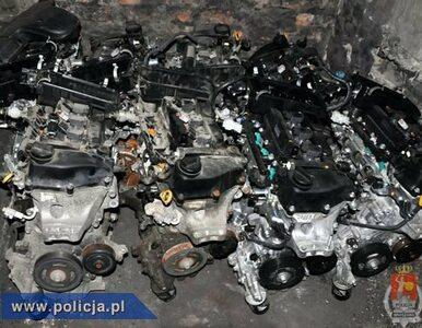 Kradli samochody w Polsce i Niemczech