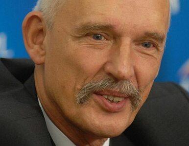 Korwin-Mikke: Rozumiem Putina. Do wojny prą Stany Zjednoczone