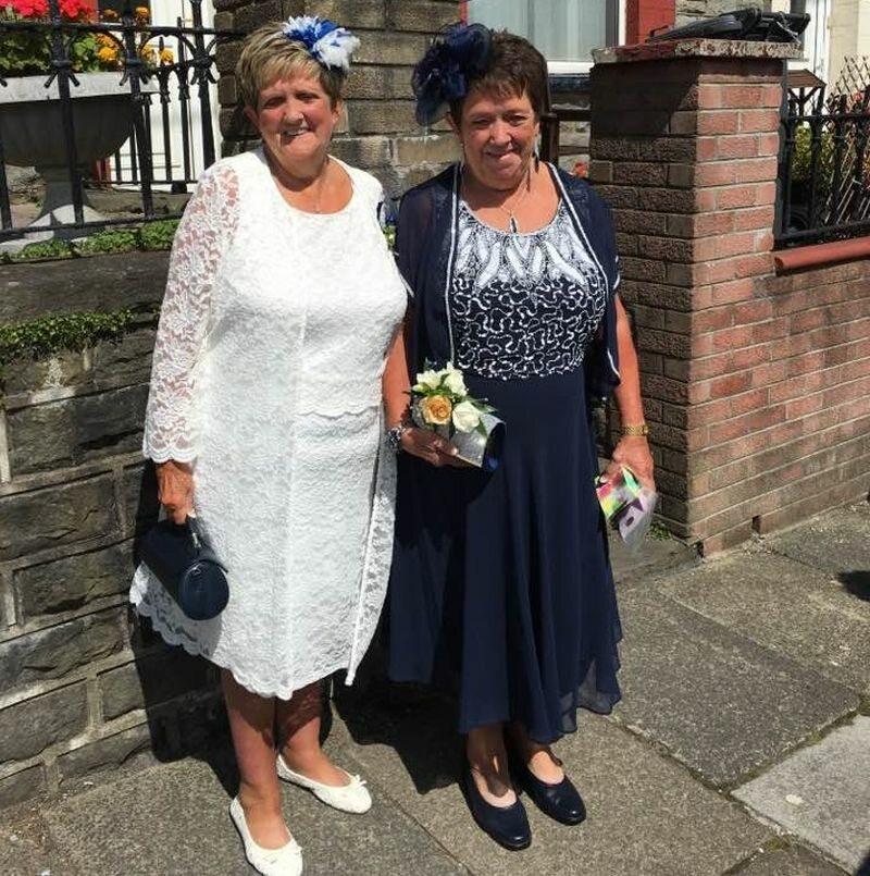 Eleanor i Eileen Andrews