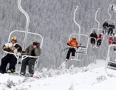 Zakopane kusi narciarzy ale straszy kierowców
