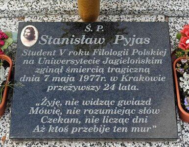 Trwają badania szczątków Stanisława Pyjasa