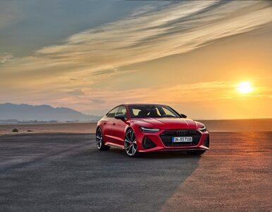 7 faktów o Audi RS7 Sportback
