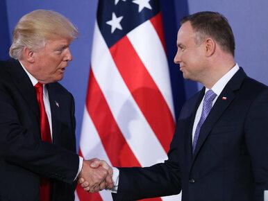 Prezydent Andrzej Duda w Białym Domu. Podano termin wizyty w USA