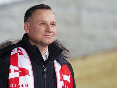 """Prezydent Duda gratuluje i dziękuje Stochowi. """"Sezon jak z marzeń"""""""