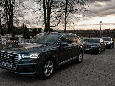 BOR uszkodził nową limuzynę prezydenta wartą 2 miliony złotych