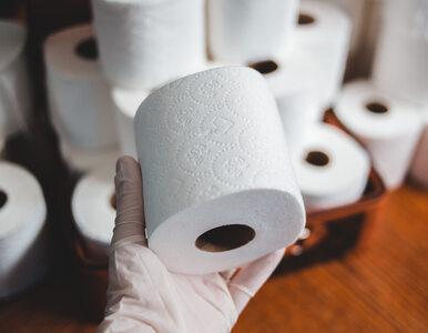 Pobił matkę, bo ukryła przed nim papier toaletowy. Twierdziła, że za...