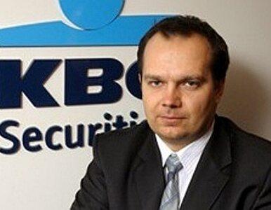 Grzegorz Zięba, KBC Securities: Oby do jesieni