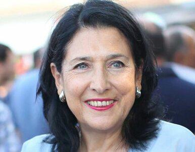 Gruzja. Salome Zurabiszwili wygrywa wybory prezydenckie. Opozycja mówi o...