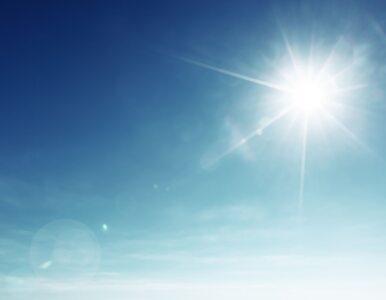 Pogoda na poniedziałek. Będzie trochę cieplej. Gdzie spadnie deszcz?
