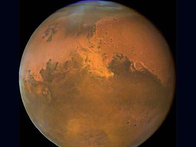 """To przyda się do obserwacji """"wielkiej opozycji"""". Gdzie Mars znajduje się..."""
