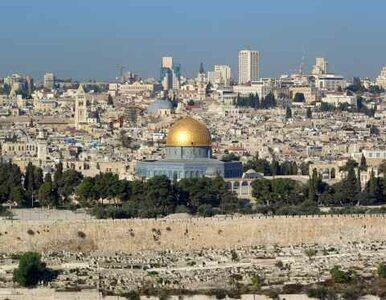 """""""Dzień katastrofy"""" w Palestynie"""