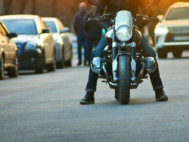 Tymczasowa zmiana przepisów w Warszawie. Motocykliści będą uprzywilejowani
