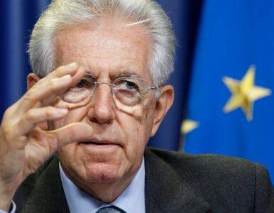 Połowa Włochów nie ufa premierowi Montiemu