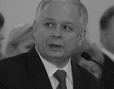Lech Kaczyński pokrzywdzony w Smoleńsku? Czasem tak, czasem nie