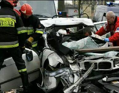 Niemcy: wypadek polskiego aurokaru. Są ranni
