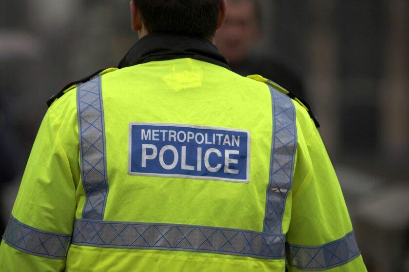 Funkcjonariusz Metropolitan Police